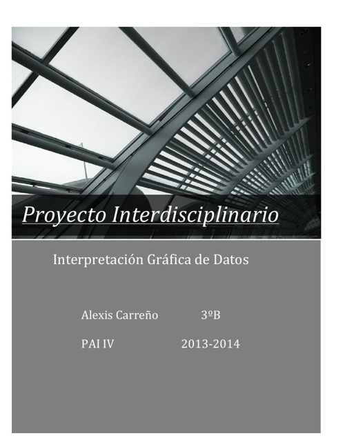 Interdisciplinario Alexis.