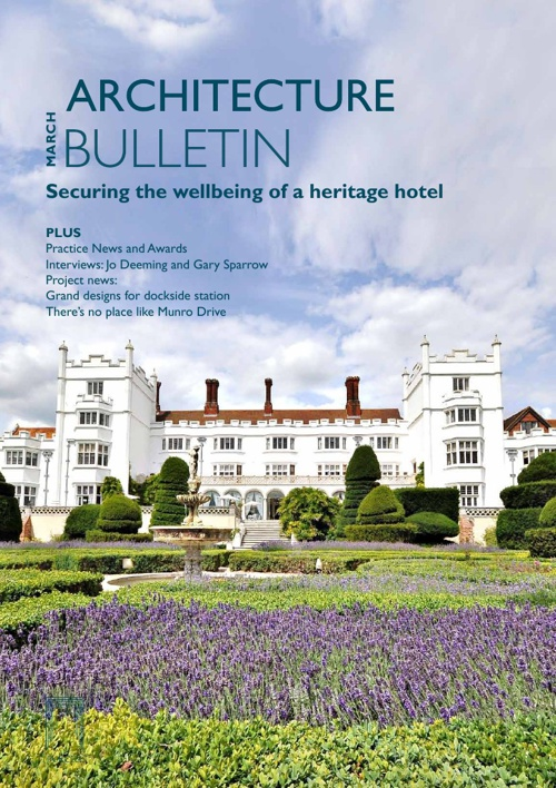 Architectural Bulletin - March