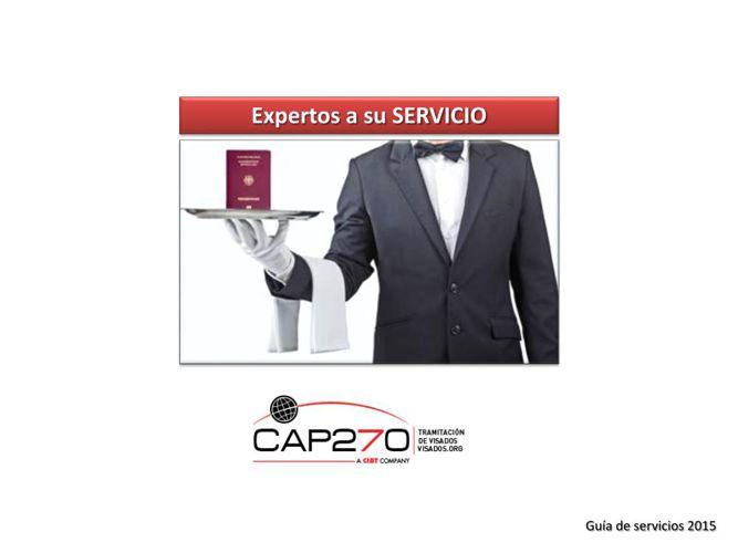 Servicios CAP270