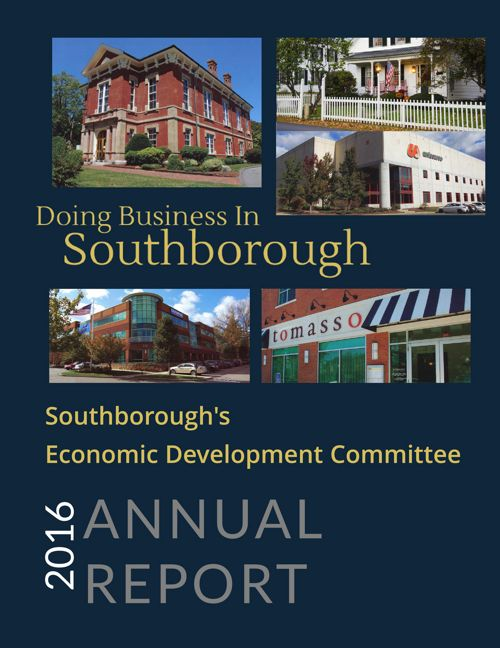 Southborough Annual Report 2016-Printable for website