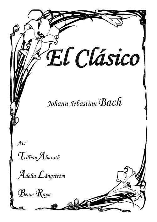 El Clásico - Bach