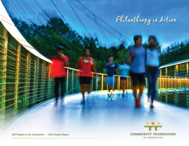 Community Foundation of Greenville 2014 Annual Report