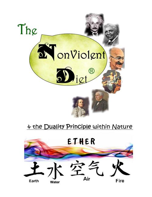 The Non-Violent Diet booklet and Duality Principle