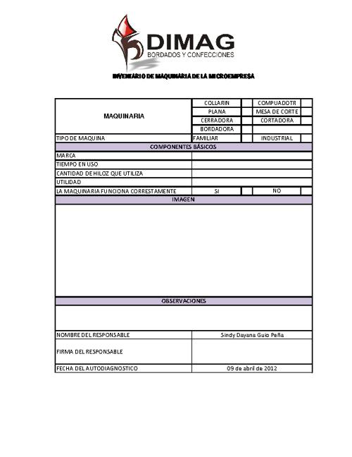 322976 Formato Inventario DIMAG