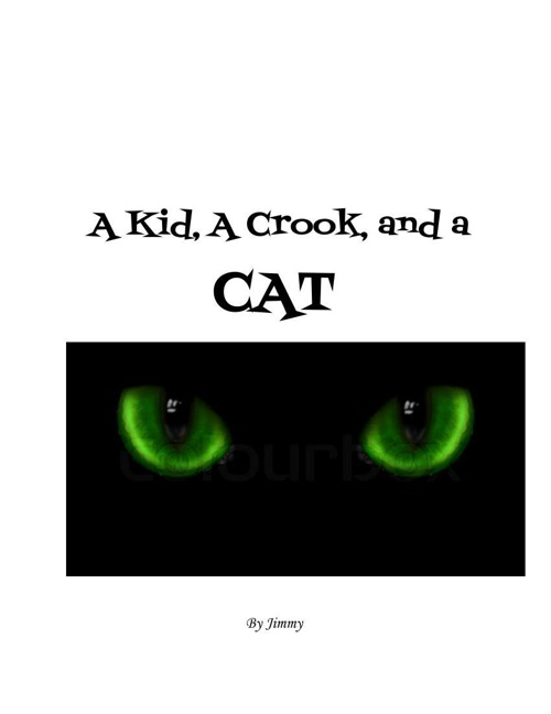 A Kid, a Crook, and A CAT
