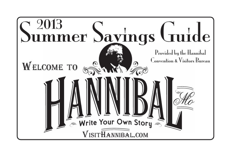2013 Hannibal Summer Savings Guide