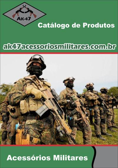 AK47 -  Acessórios Militares.