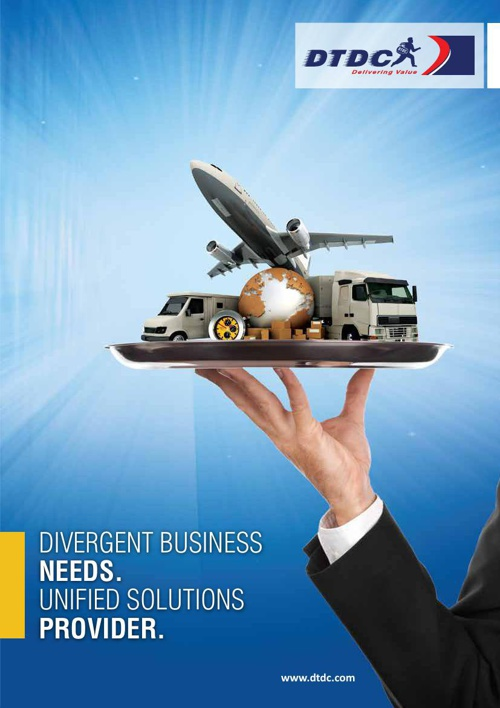 DTDC Corporate Brochure
