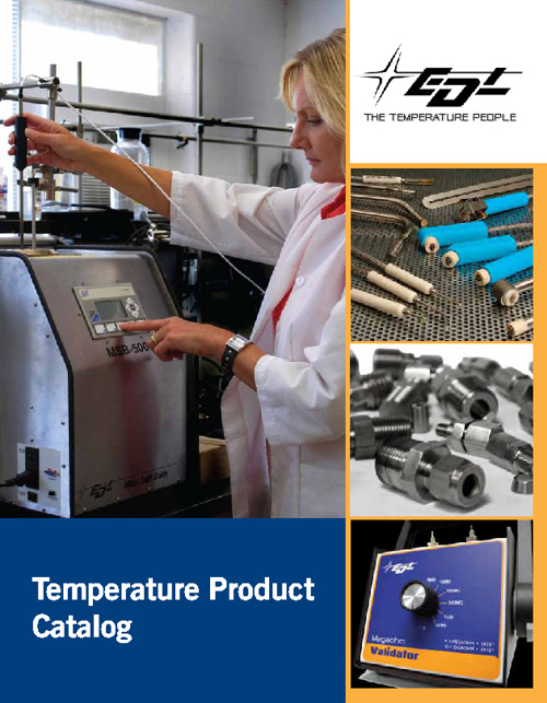 EDL Temperature Catalog