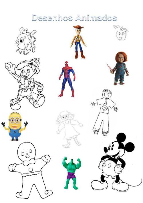 Copy of desenhos animados