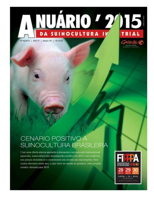 Revista Suinocultura Industrial 0614