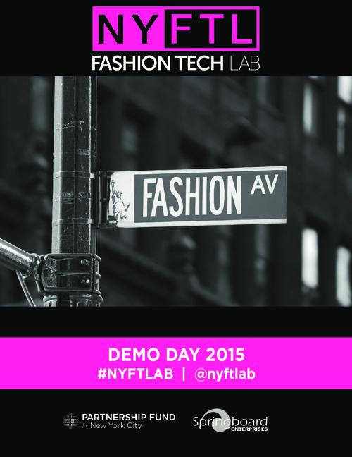 2015 NYFTL Demo Day Program