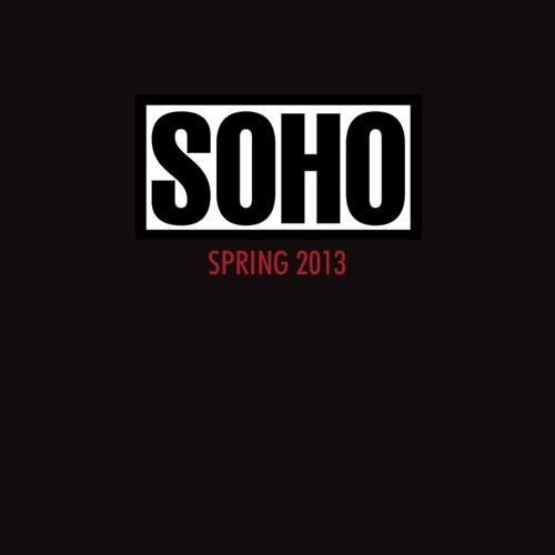 Soho Press Spring 2013 Catalog