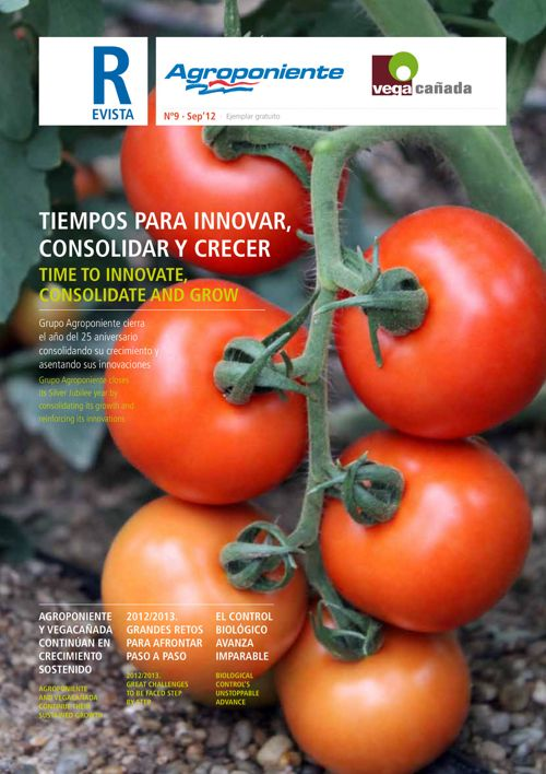 Revista Agroponiente 9