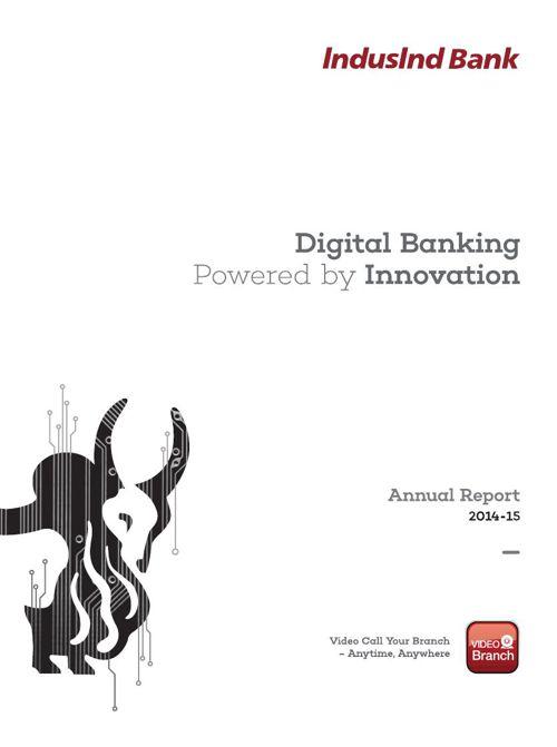 Induslnd Bank Annual Report 2015 R3
