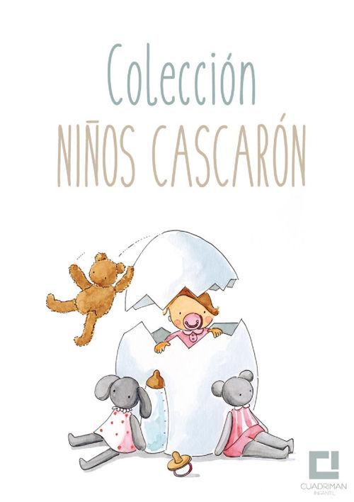 CATALOGO NIÑOS CASCARÓN