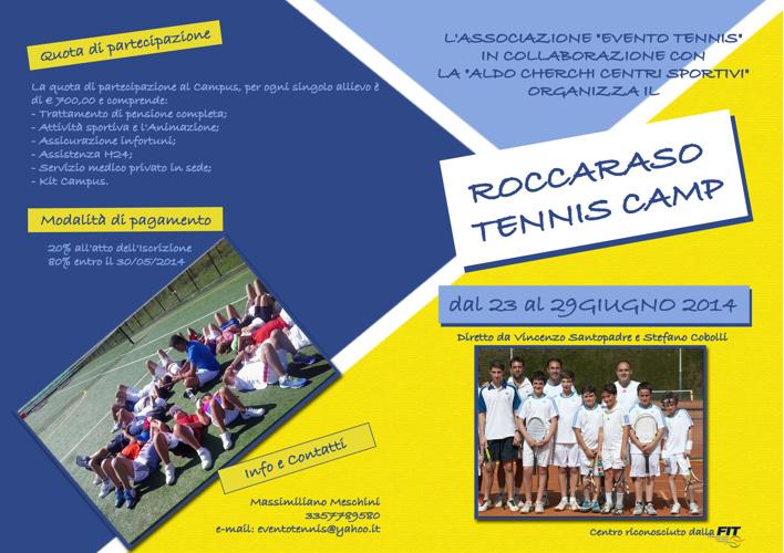 Brochure  - ROCCARASO