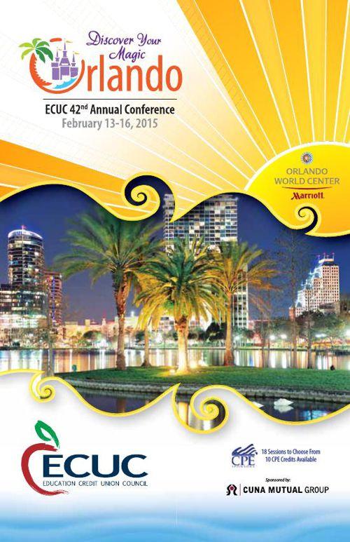 Education Credit Union Council in Orlando Feb. 2015