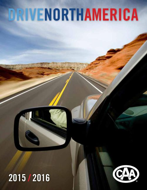 CAA DriveNorthAmerica 2015-2016