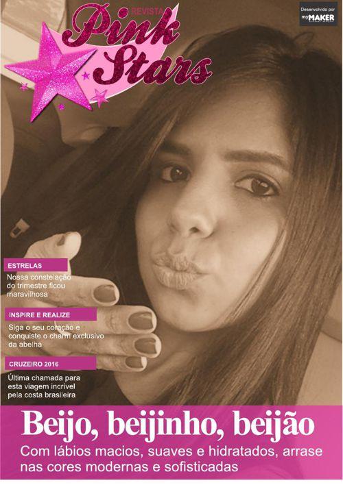 Revista Pink Stars - Abril 16
