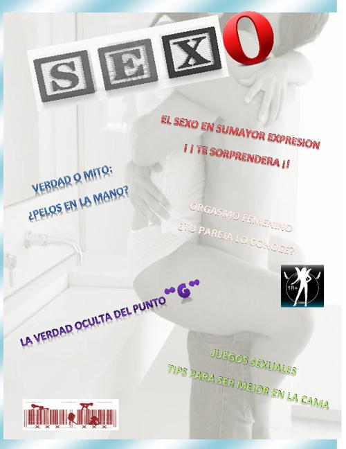 """Revista """"Sexo"""""""