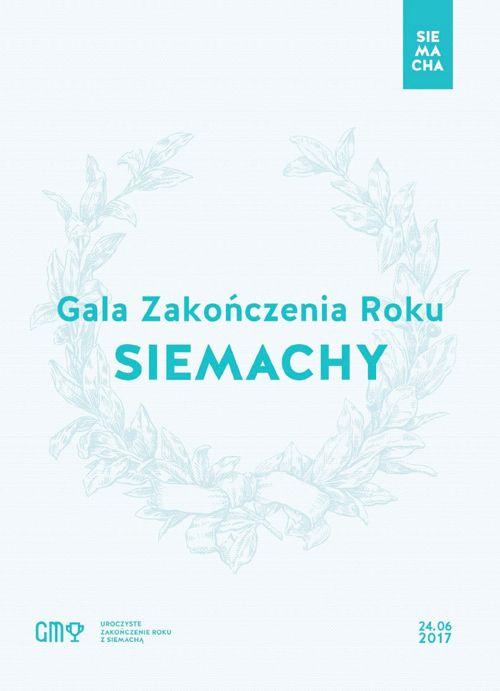GALA Zakończenia Roku SIEMACHY 2017