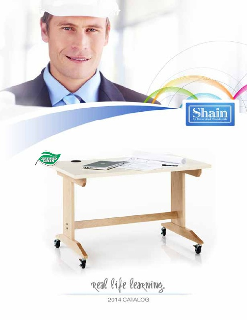 2014 Shain Catalog