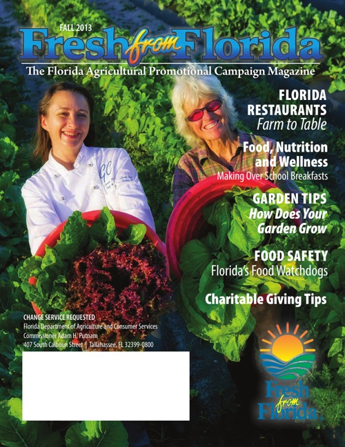 2013 Fall Fresh From Florida Magazine