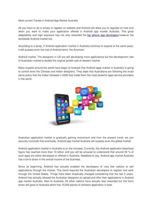iphone development sydney
