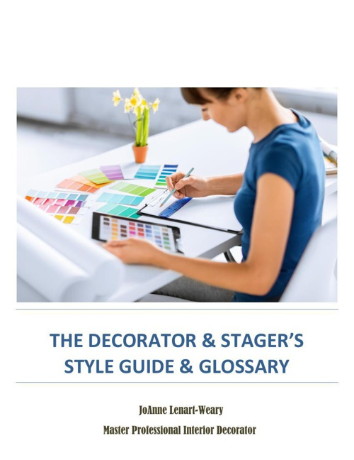 2014-A Style Guide and Glossary for Decorators and Stagers