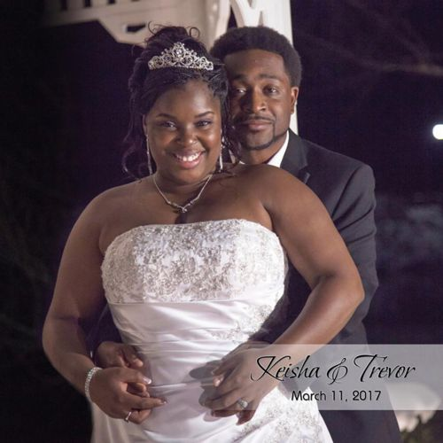 Keisha and Trevor's Album