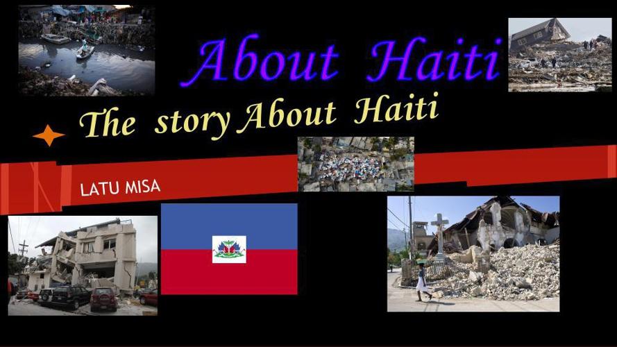 LATU Haiti  presentation