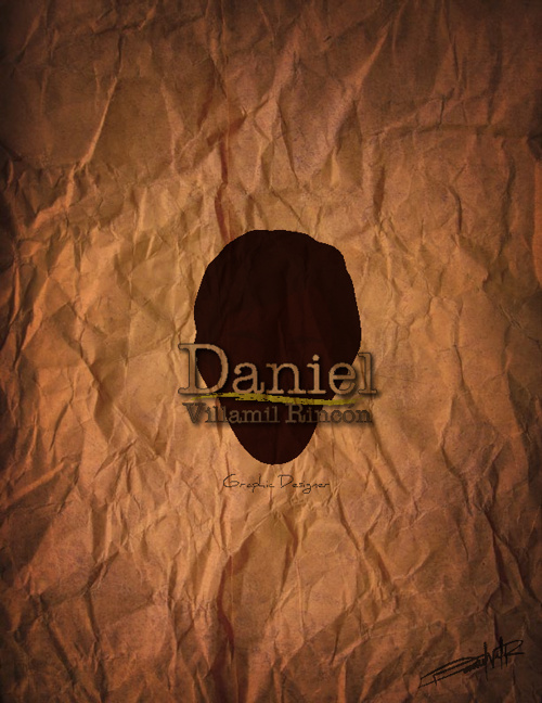 Portfolio Daniel V.R.
