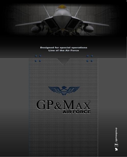 Catalogo Air Force by GP&Max