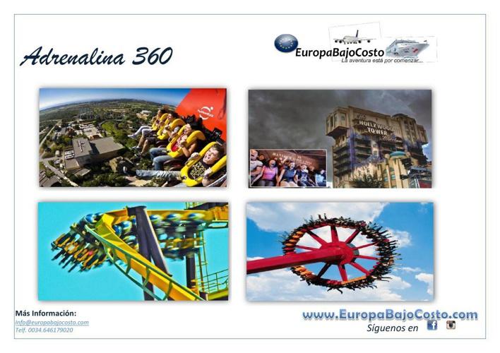 Copy of Adrenalina 360