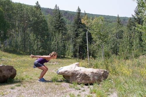 Rock Jump Flip