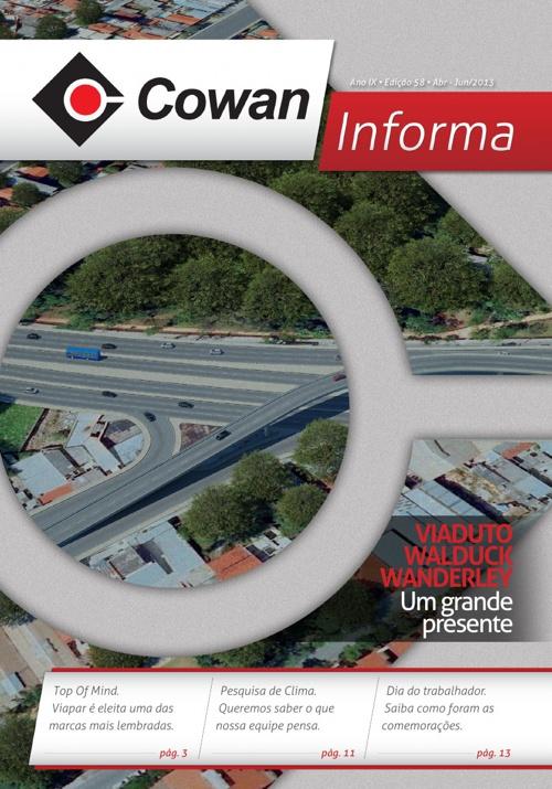 Cowan Informa - Ed. 58 - Abril - 2013