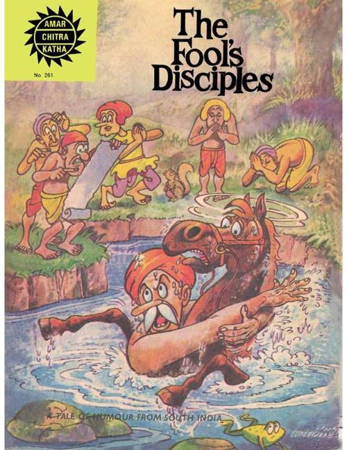 The fools Disciples