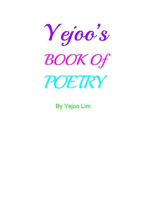 YejoosPoetryBook