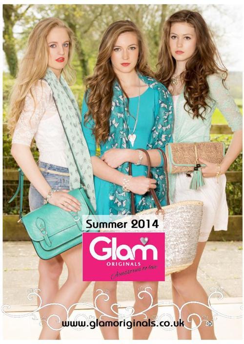 GLAM ORIGINALS Summer Supplement 2014