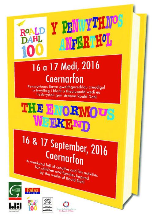 enormous weekend