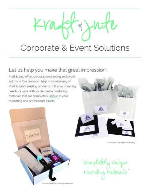 Corporate & Event Solutions
