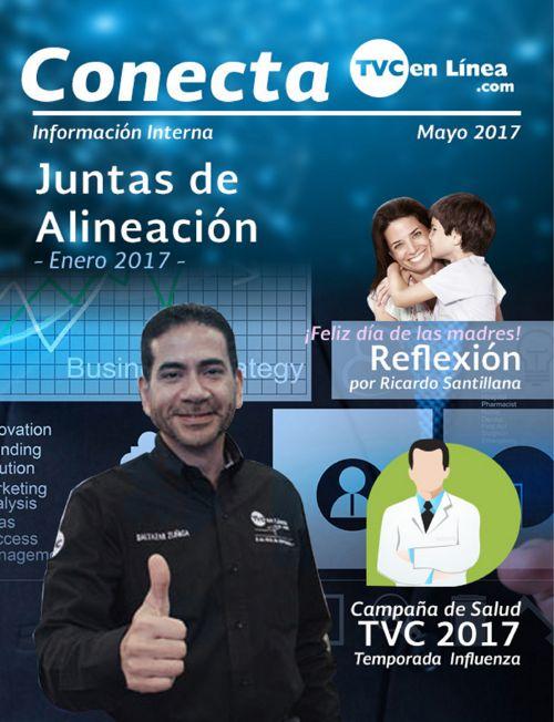 TVC CONECTA MAYO 2017