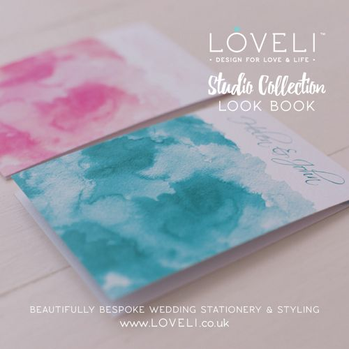 LoveLi Look Book - The Studio Collection
