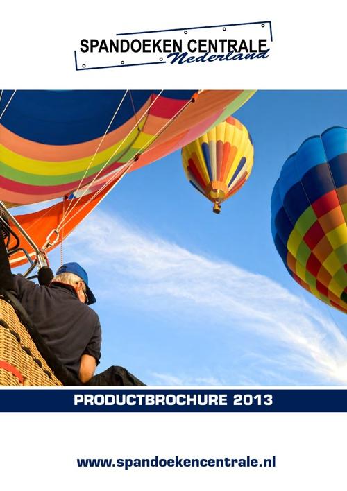 SCN Productbrochure