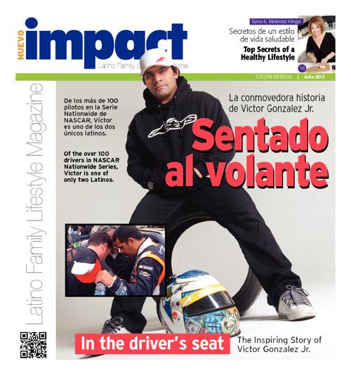Nuevo Impact Magazine  - July 2012