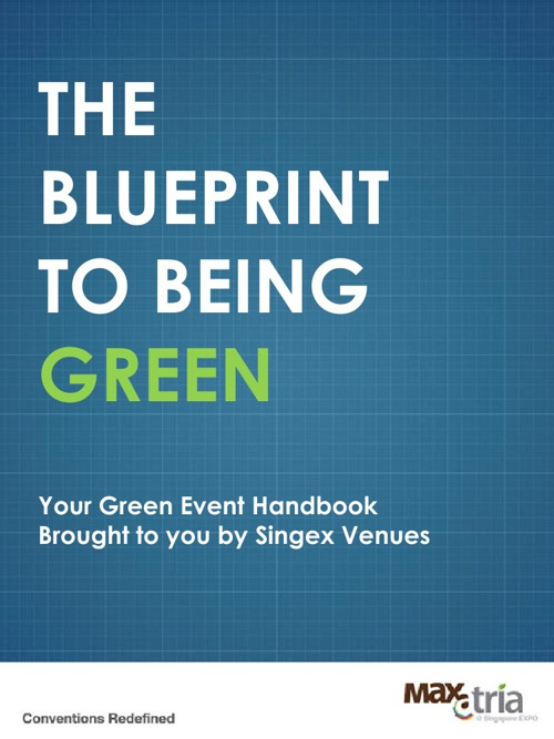The Blueprint to Being Green