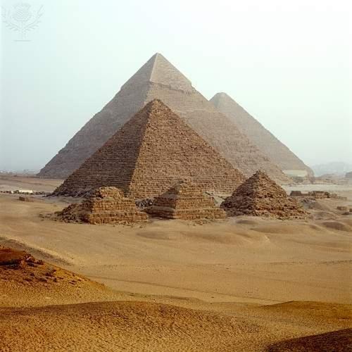 Egypt Story- Andrew Yowell