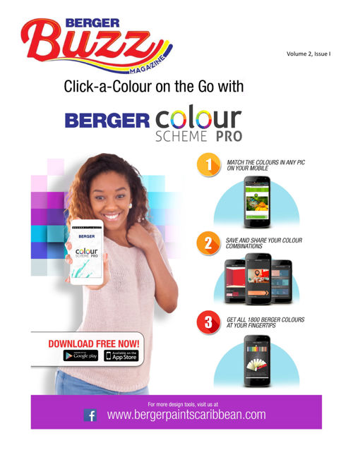 Berger Buzz Newsletter_Volume 2_Issue I