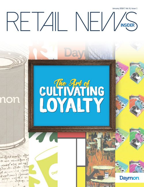 January 2018 Retail News Insider from Daymon